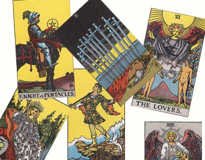 Tarot Card Meanings & Interpretations