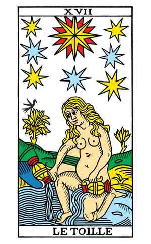 CBD Tarot de Marseille, Sample Deck card #2