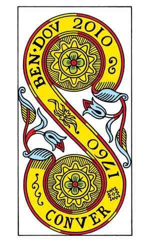 CBD Tarot de Marseille, Sample Deck card #4