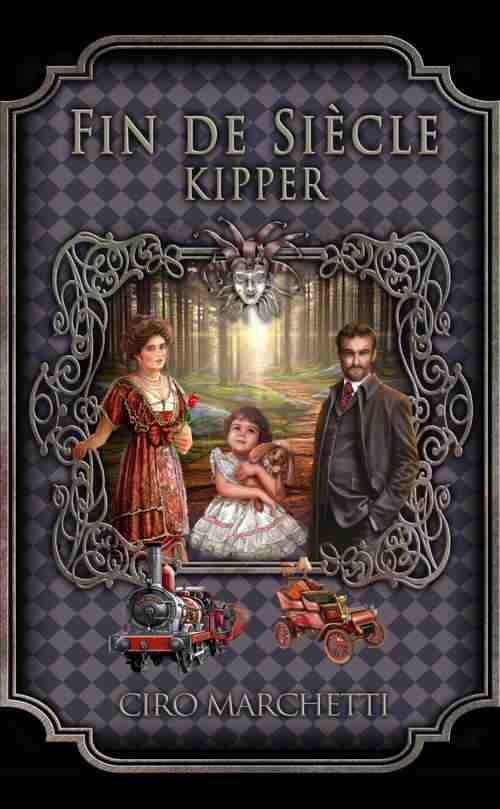 Fin de Siècle Kipper Box Cover