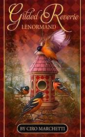Gilded Reverie Lenormand Cover