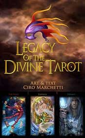 Legacy of the Divine Tarot Cover