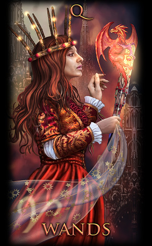 Marchetti Tarot, Sample Deck card #5