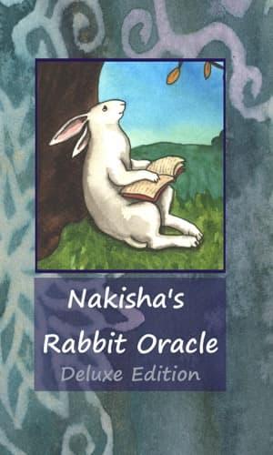 Nakisha's Rabbit Oracle Box Cover