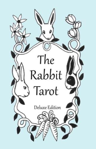 The Rabbit Tarot Box Cover