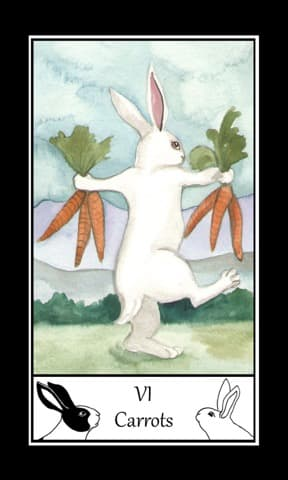 The Rabbit Tarot, Sample Deck card #5
