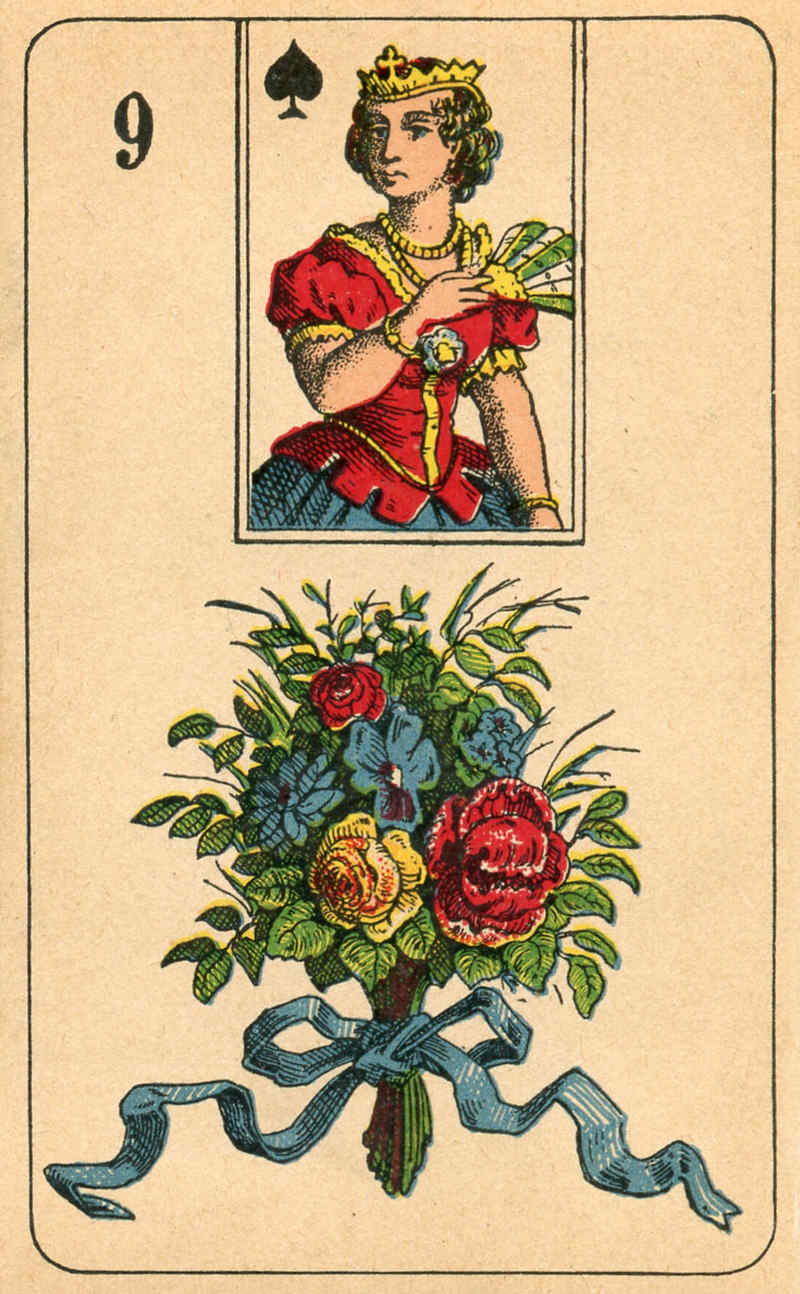 Stralsunder Lenormand, Sample Deck card #2