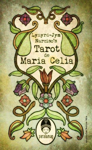 Tarot de Maria Celia Box Cover