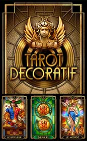 Tarot Decoratif Cover