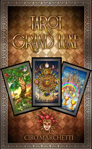 Tarot Grand Luxe Box Cover