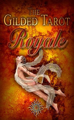 Gilded Tarot Royale Box Cover