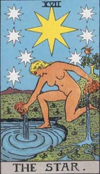 The Star Tarot card meaning and interpretation