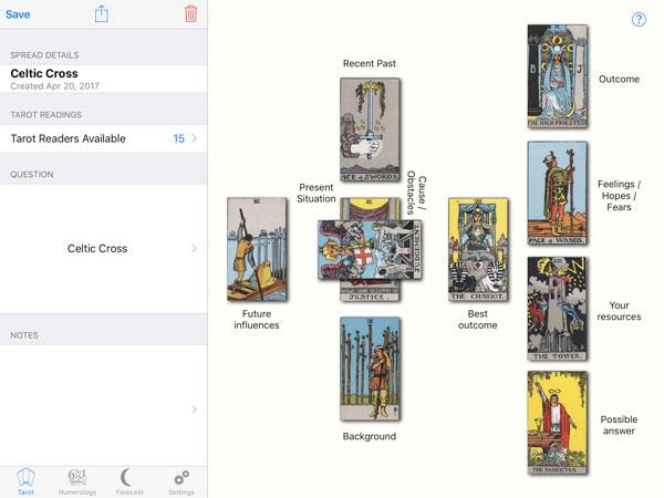 Tarot & Numerology App for iOS  Free on App Store  - Phuture Me